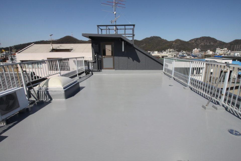 外壁・屋上防水修繕工事